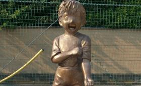 Captain Tsubasa Statue